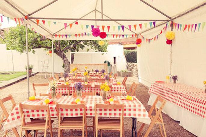 decorar um casamento:Ideias criativas e inusitadas para decorar seu casamento