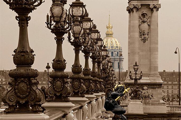 París, una de las escapadas más románticas para el día de San Valentín. Foto: Frederic WB
