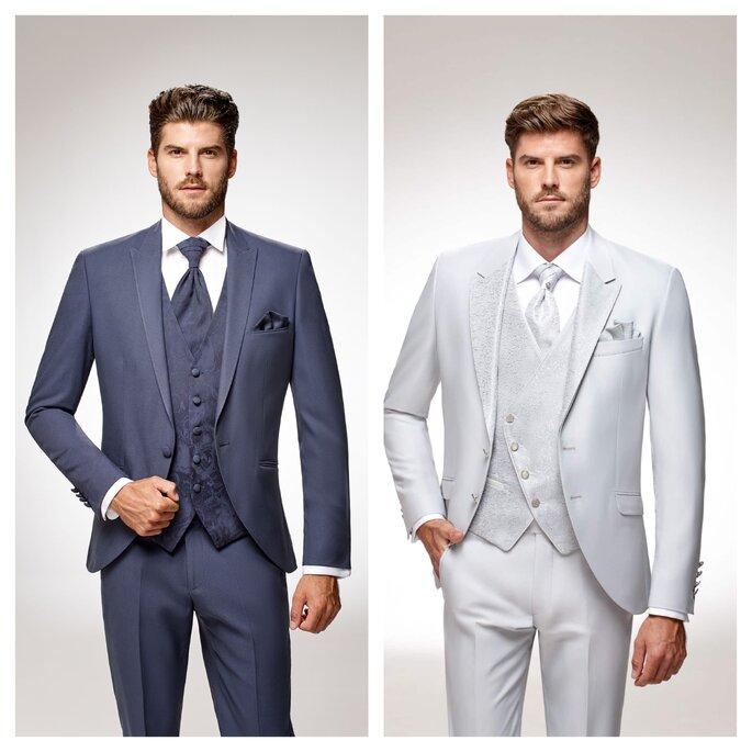 Costumes de mariés en soldes