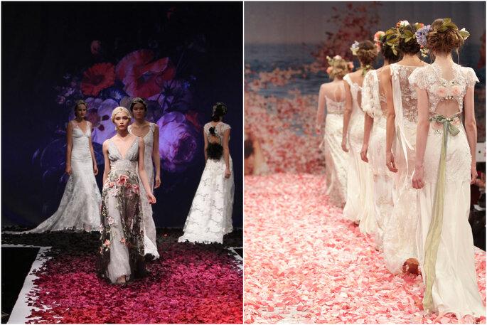 Semana de la moda nupcial de Nueva York