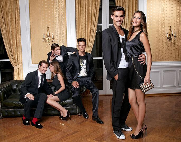 Bräutigamoutfit: Grandits-Men's fashion