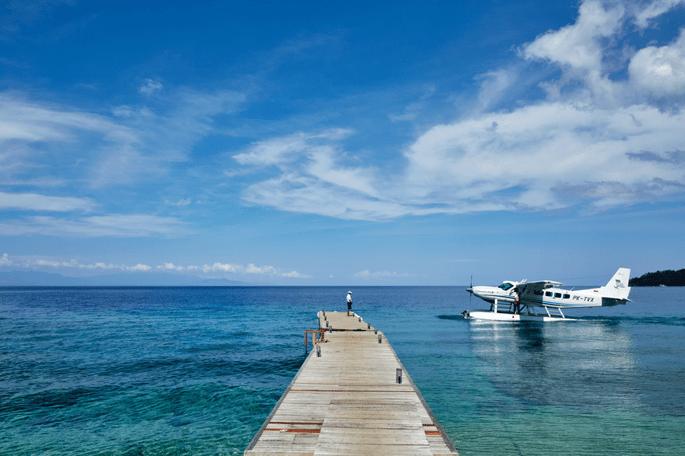 TM Travel - Amanwana, Ilha Moyo, Indonésia