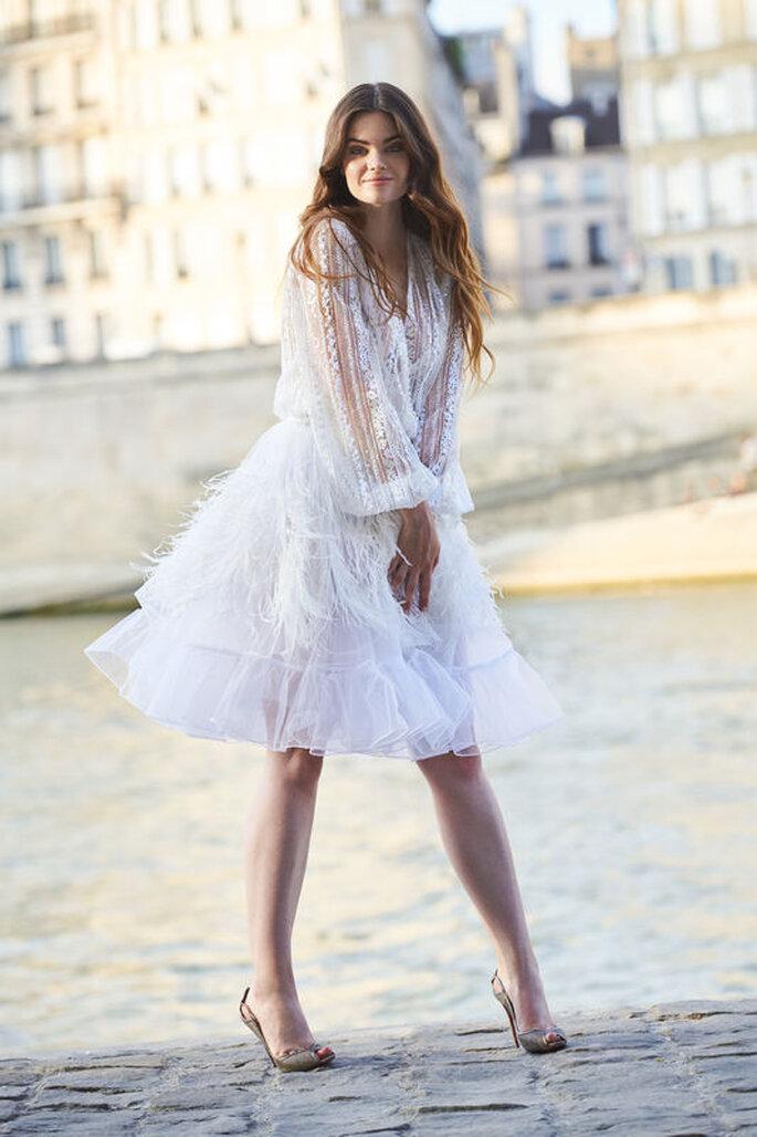 LK Paris Couture - Robes de mariée - Paris
