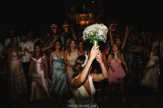 buquê noiva