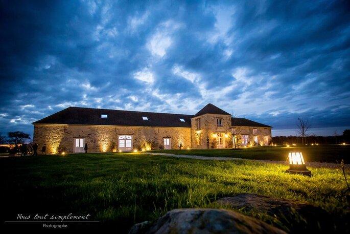 Le Nomade Lodge - Lieu de réception - Seine-et-Marne (77)