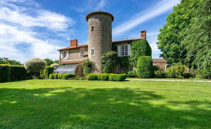 La Seigneurie du Bois Benoist, lieu de réception près de Nantes et Cholet