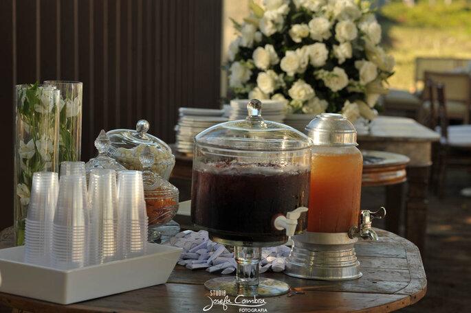 mesa de gostosuras para casamento