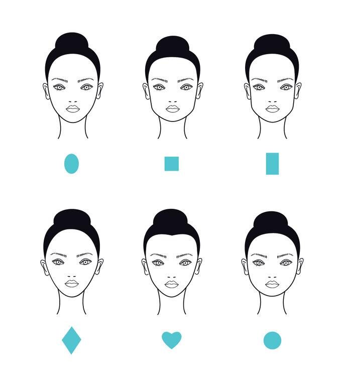 Maquillaje de novia según la forma de tu rostro