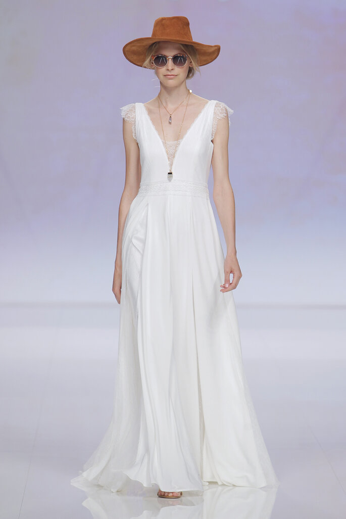 Foto: Marylise en Barcelona Bridal Week