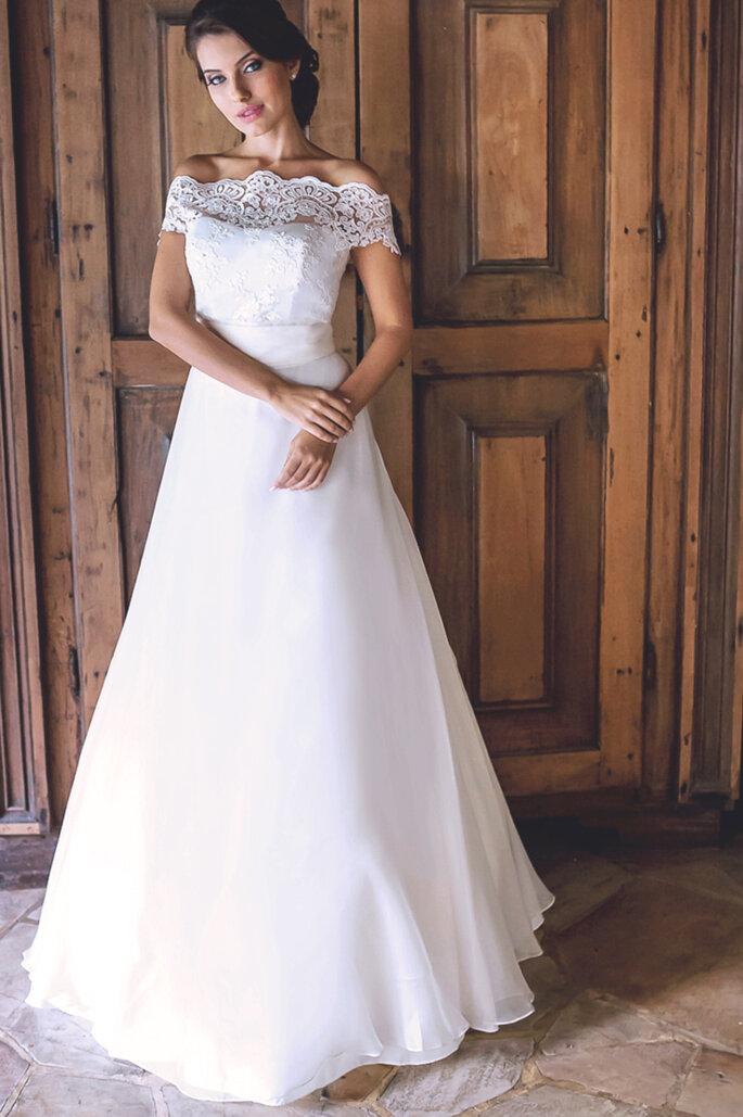 Betz & Bott Bridal Couture vestido de noiva
