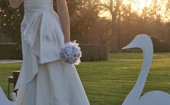 Bouquet de mariée : allez-vous suivre les tendances ? Crédit Photo : Lili Renée