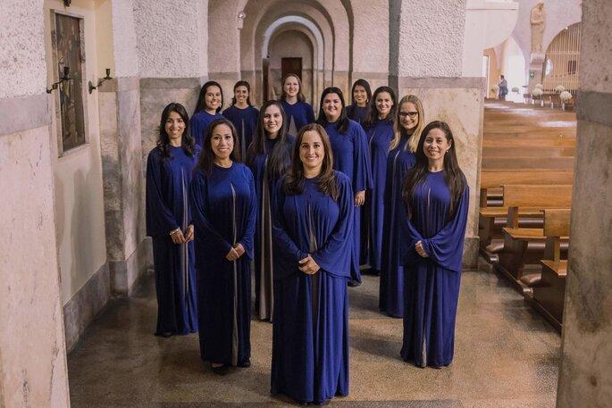 Coro Arpegio coros y agrupaciones San Isidro