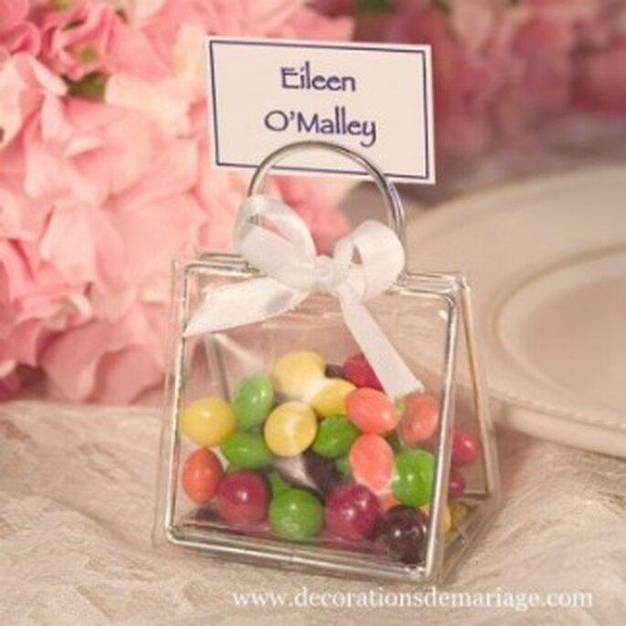 Cadeau des invités Sac bonbons