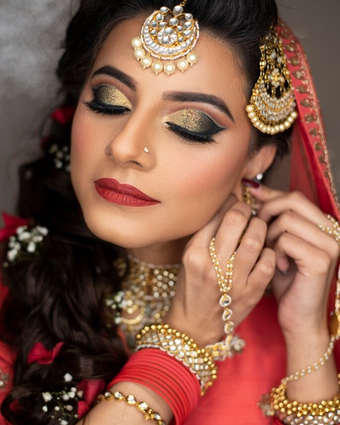 Credits: Get Gorgeous With Ridhi