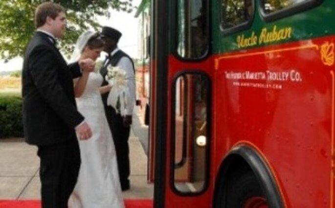 """""""Grüne Hochzeit"""" gilt auch für die Flitterwochen"""