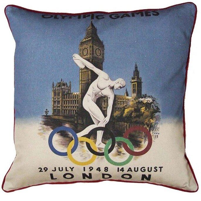 Cuscino London 2012. Foto: barkerandstonehouse.co.uk