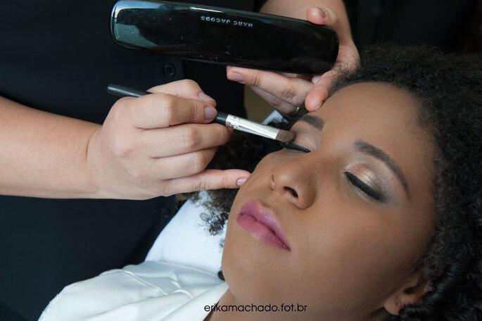 Cabelo e maquiagem: Renata Tomé | Foto: Erika Machado