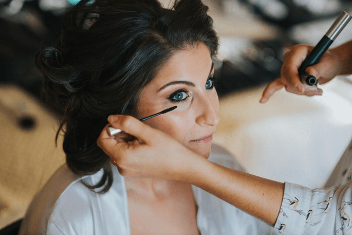 Vicky Brea Mkp maquillaje novias Madrid
