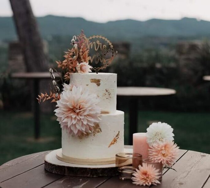 Palomo Pastisseria dulces y tartas boda Barcelona