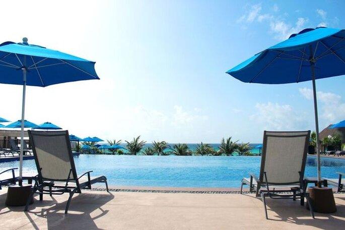 Seadust Cancún hoteles para bodas Cancún