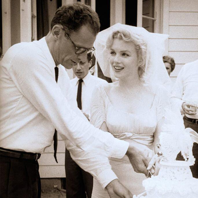 Marilyn Monroe casamento