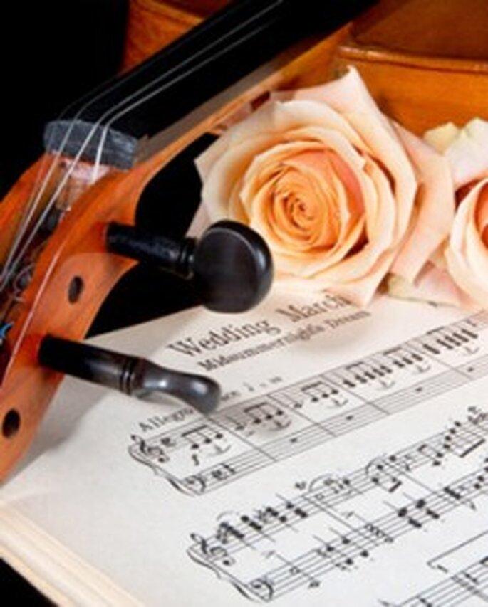 Umrahmen Sie Ihre Hochzeit mit romantischer Musik