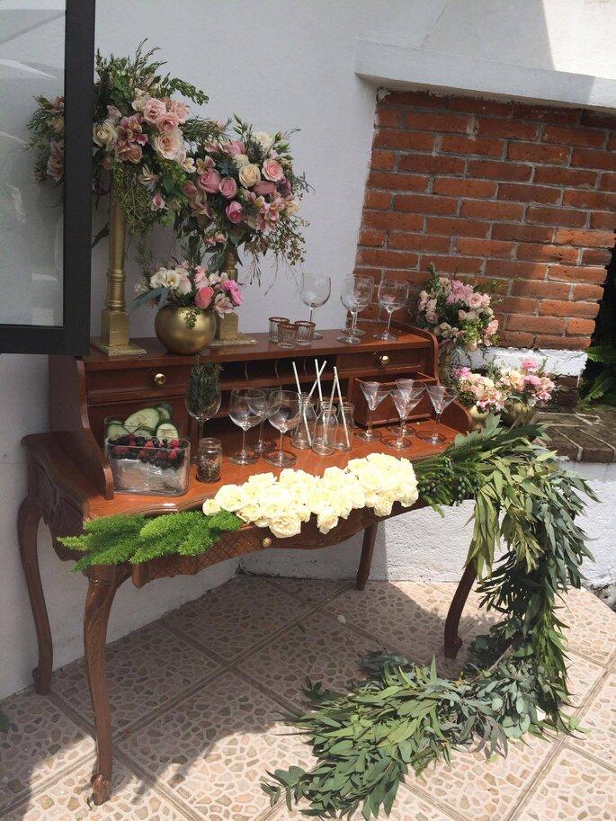 Foto: DRAS Flores y Eventos