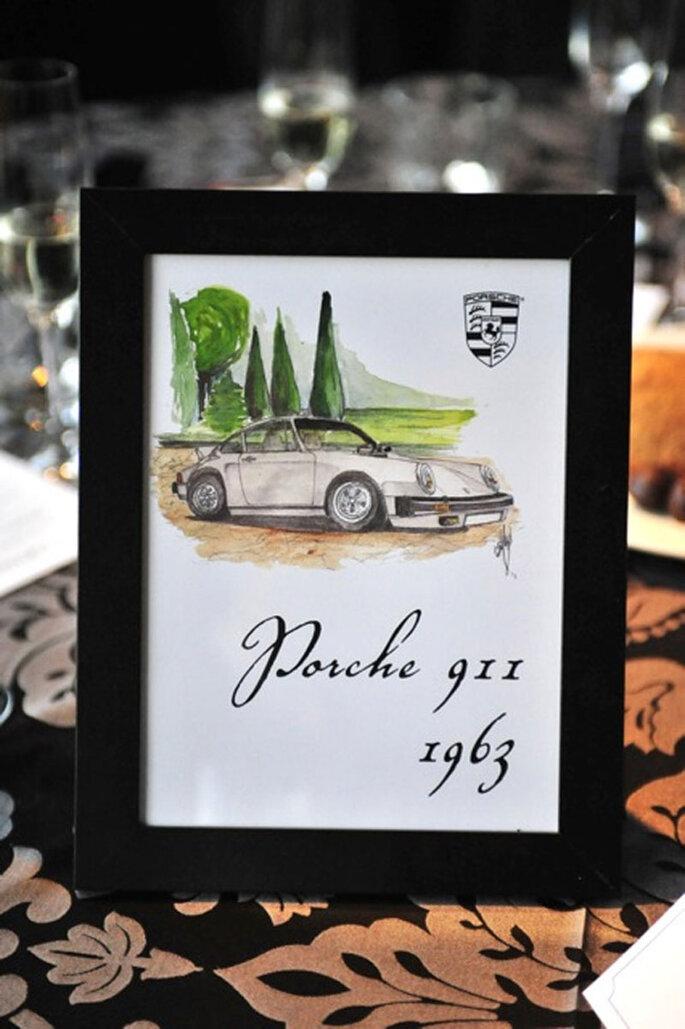 Foto: Dibujos para una boda