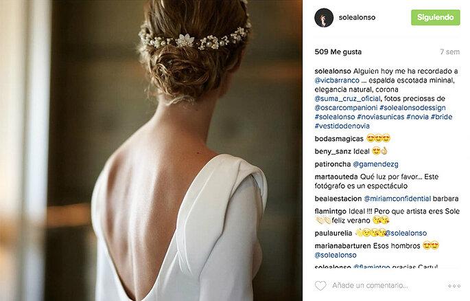 Foto: Instagram Sole Alonso