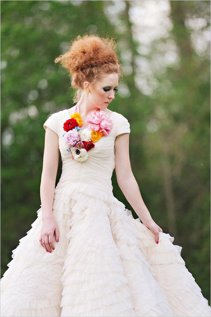 z corsage colar Mikki Platt Photography
