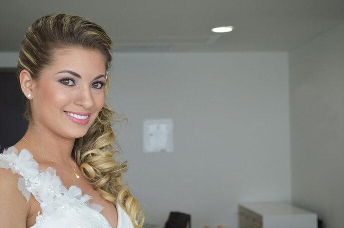 Peluquería Mónica Cruz Maquillaje peinado de novias Cartagena