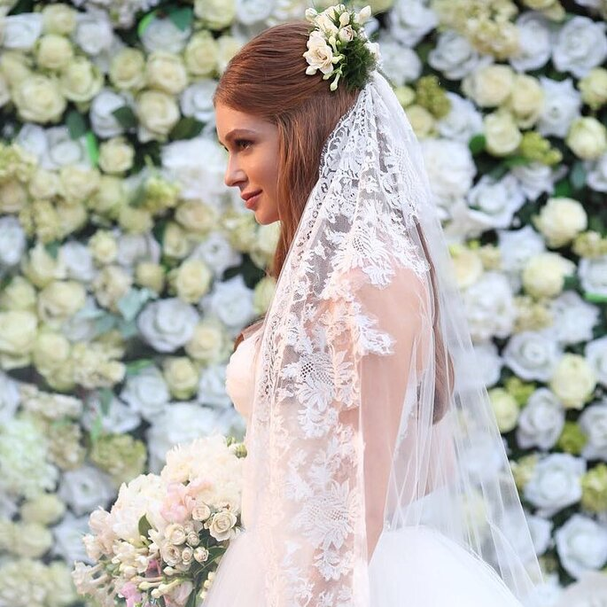 Vestido de noiva Marina Ruy Barbosa