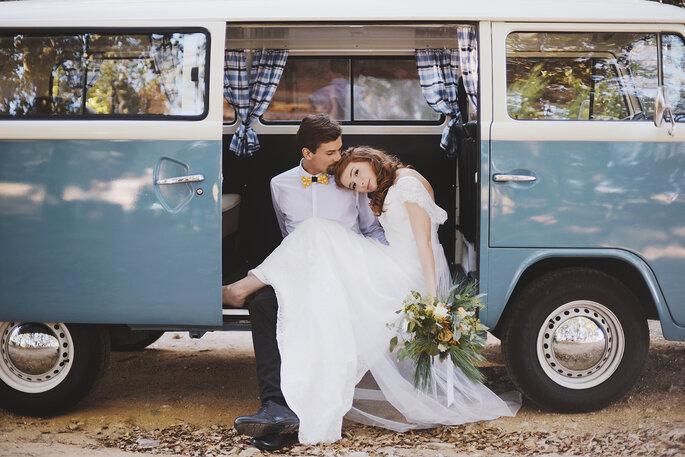 Prendre connaissance du style de votre photographe de mariage