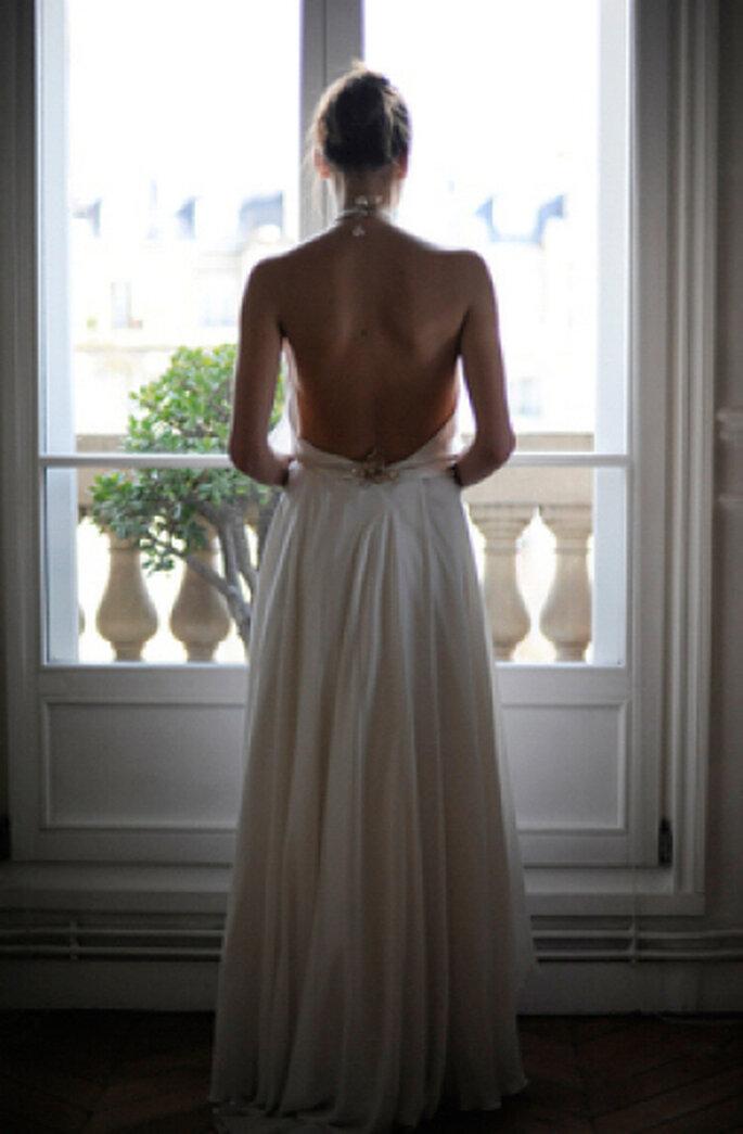 Odile Léonard : des robes de mariée uniques et sur-mesure