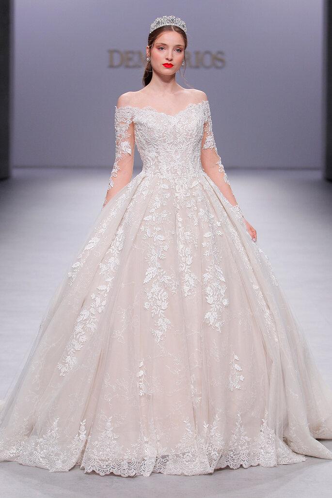 estilos de vestidos de noiva