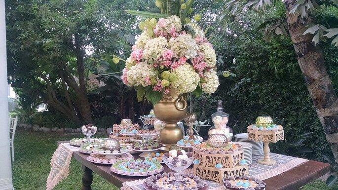 Erica Villegas Atelier Floral arreglos florales para matrimonios en Lima