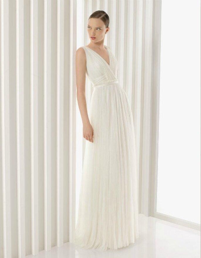 vestidos de novia premamá: ¿de cuántos meses estás?