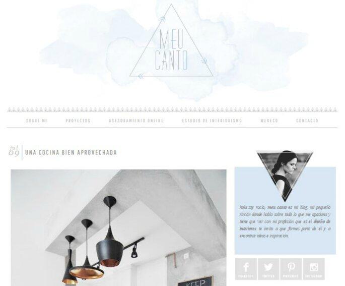 MeuCanto blog