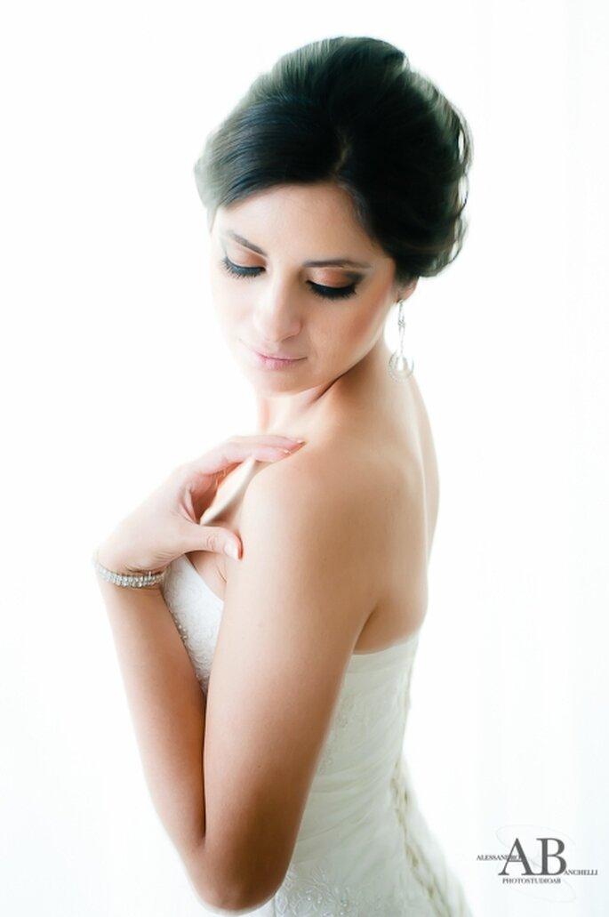 Consejos naturales para lucir hermosa el día de tu boda.  Foto de PhotostudioAB