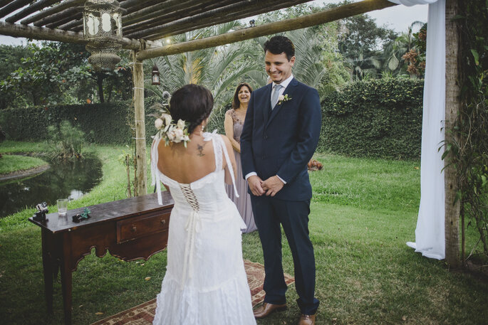 Local: Sítio Pedaço do Paraíso. Foto: Nala Weddings