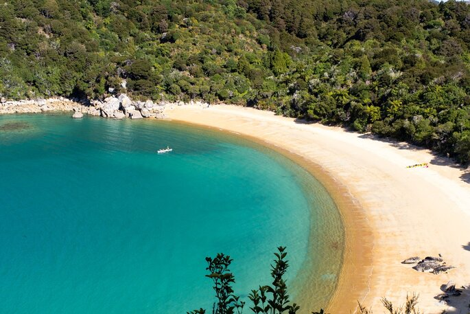 Abel Tasman National Park - Wikipedia Commons