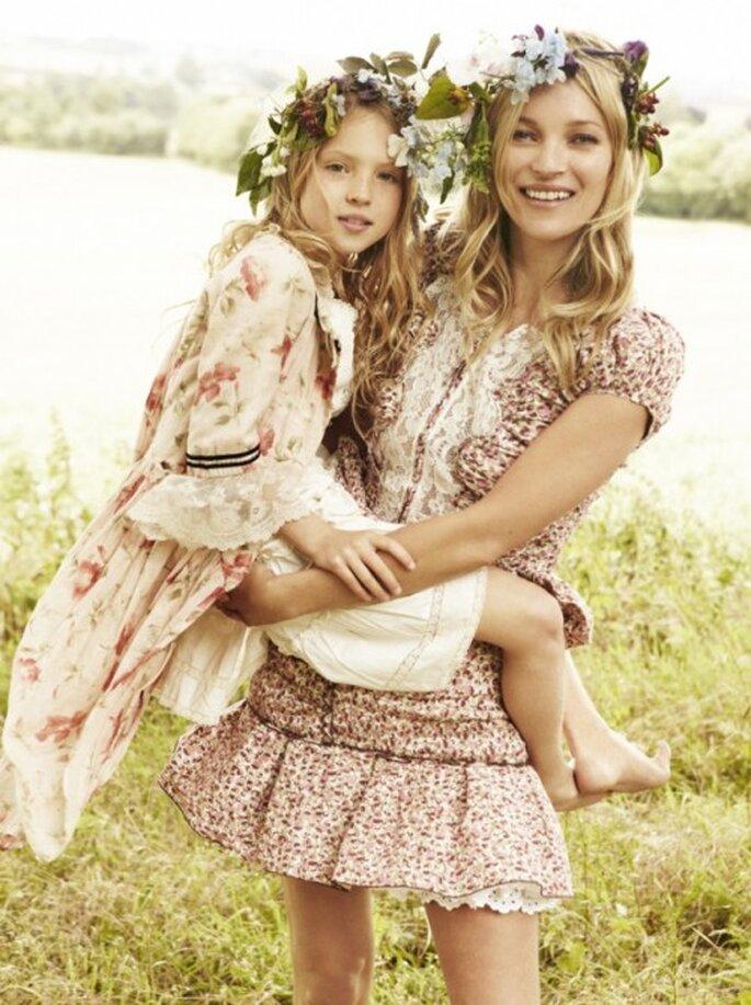8 básicos de estilo para asistir a una boda - Fotos: Cortesía Kate Moss Oficial