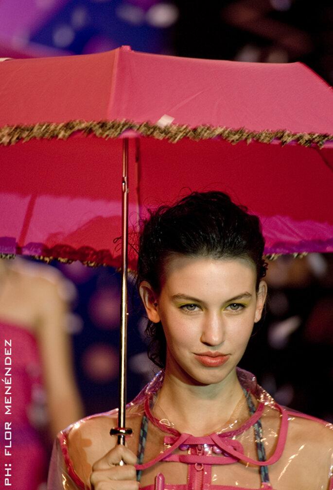 Regen bei der Hochzeit - die passende Kleidung für