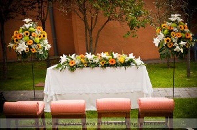 Celebra la boda que quieres con los mejores profesionales