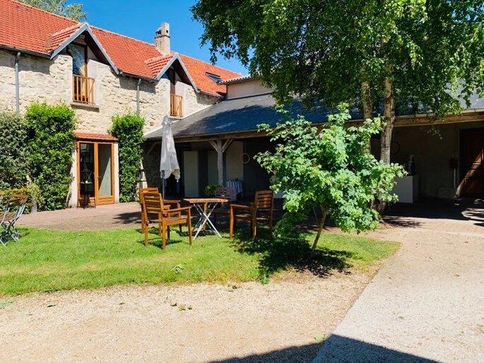 La Ferme du Grand Chemin - Lieu de Réception - Val-d'Oise (95)