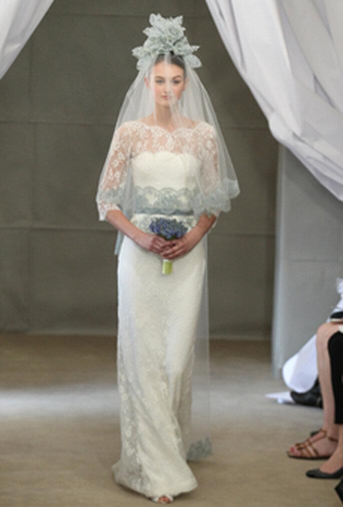Vintage-Prinzessin: Vintage inspirierte Brautkleider mit Prinzessinnen-Charme – Foto:CAROLINA HERRERA