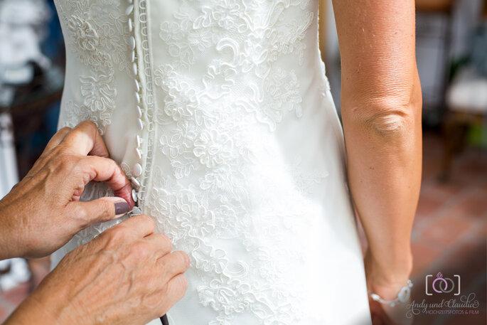 Andy und Claudia Hochzeitsfotos & Film