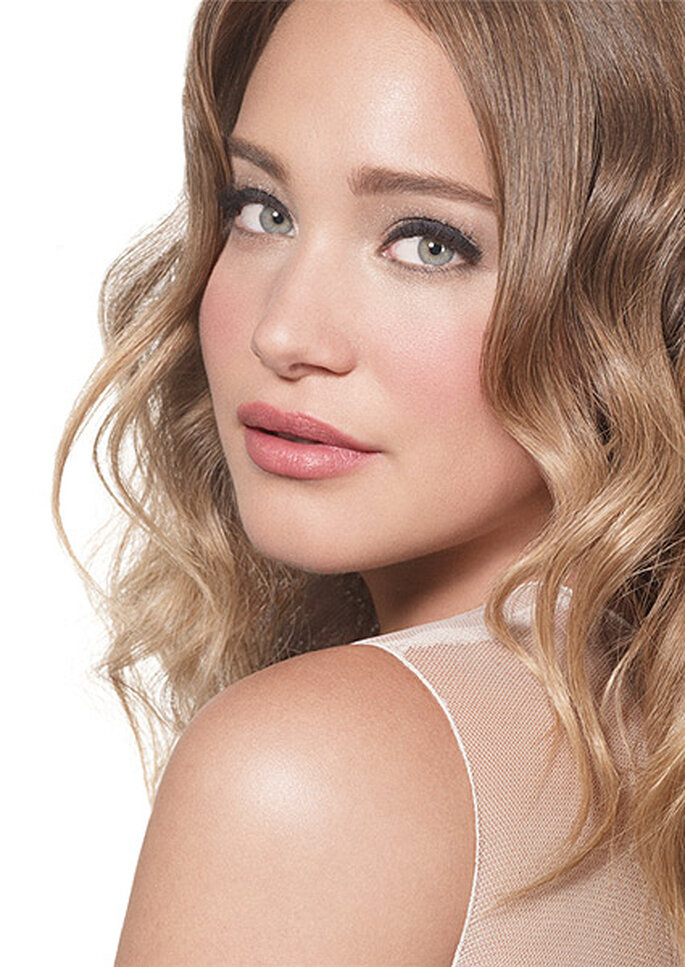 Bridal look achieved by Bobbi Brown for the 2012 season. Photo: Bobbi Brown