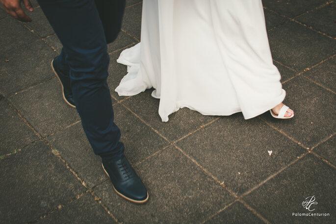 Sapato do noivo: Zara