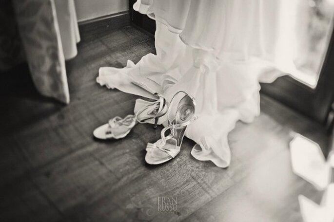 Faire faire sa robe de mariée par une couturière : l'assurance d'être unique le Jour J ! - Photo : Fran Cabades Acttitude